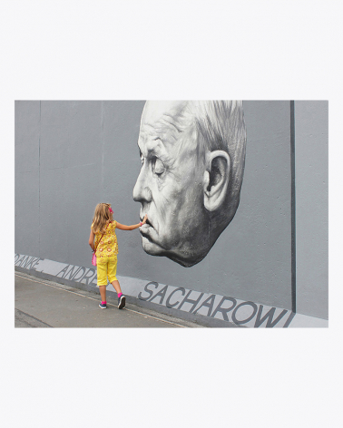 The Berlin Wall Fine Art Print