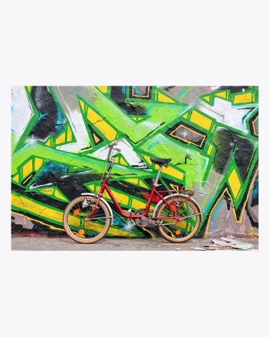 Mauerpark Berlin Fine Art Print