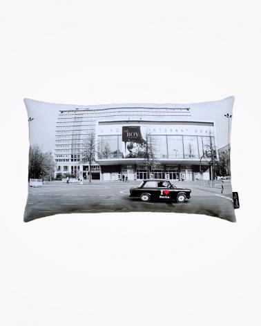 Kino International Berlin Designer Cushion Cover
