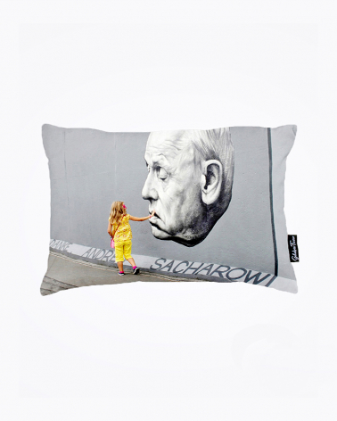 The Berlin Wall Designer Cushion Cover