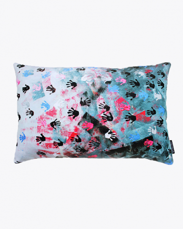 Touch the Wall Berlin Designer Cushion Cover