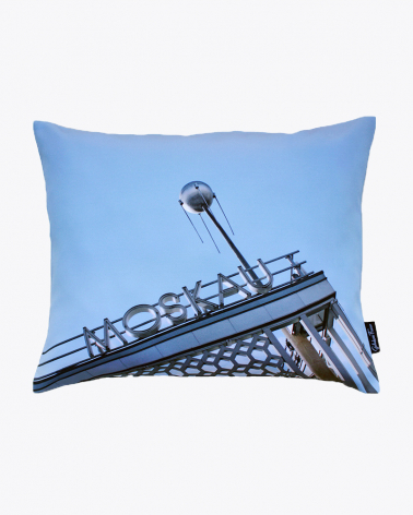 Sputnik — Moscow Designer Cushion Cover
