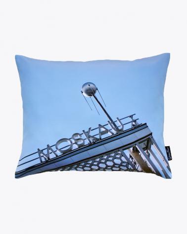 Sputnik — Moskau Designer Kissenbezug