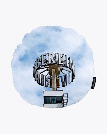 Berlin East Designer Cushion Cover