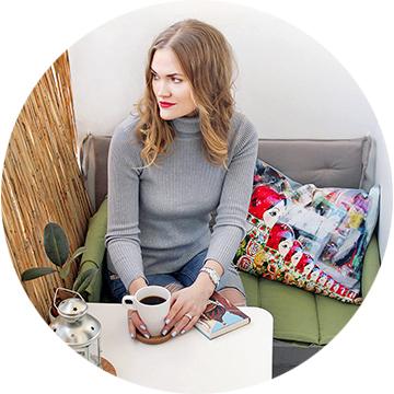 Designer Kissenbezüge von Golenkova-Ferrero