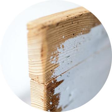 Portemanteaux en bois vintage